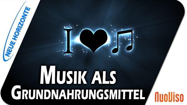Musik als Grundnahrungsmittel – Hannes Heyne