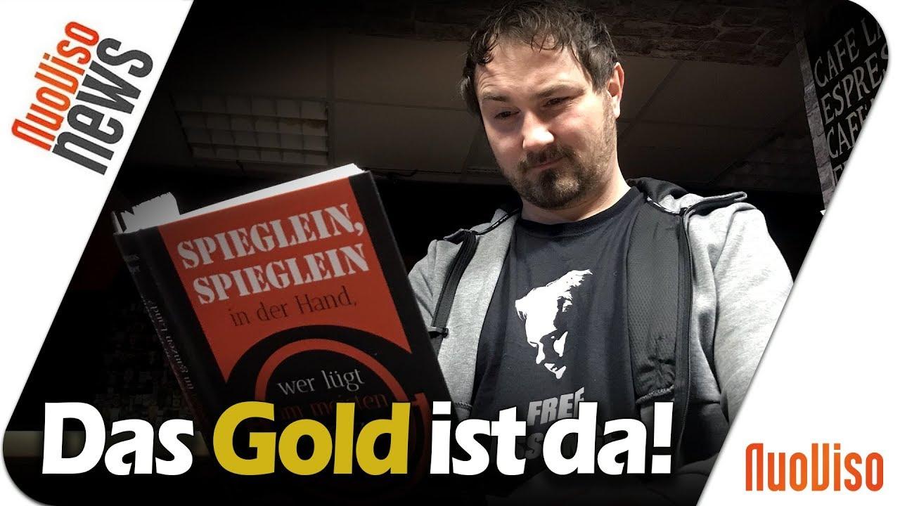 Das Gold ist da! – NuoViso News #90