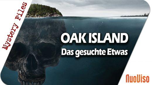 Mythos Oak Island – Das gesuchte Etwas