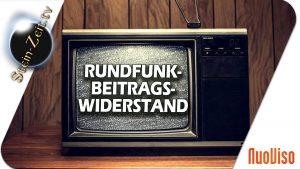 Rundfunkbeitragswiderstand – Olaf Kretschmann bei SteinZeit
