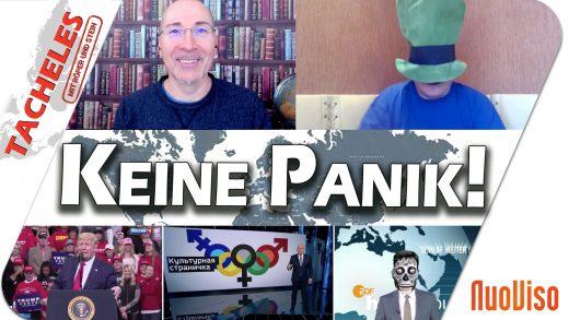 Keine Panik! – Tacheles #25