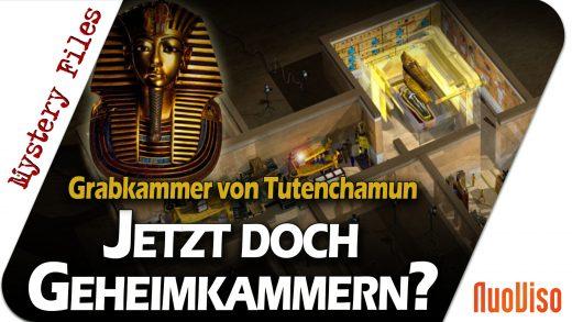 Geheimkammern im Grab des Tutanchamun soll es nun doch geben