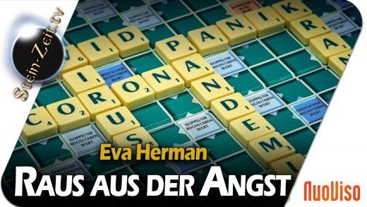 Raus aus der Angst – Eva Herman bei SteinZeit