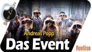 Das Event – Andreas Popp bei SteinZeit