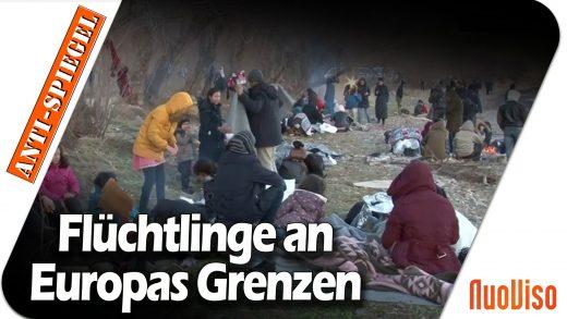 Wie das russische Fernsehen über die Lage an der griechisch-türkischen Grenze berichtet