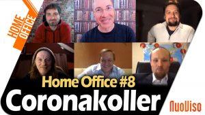 Coronakoller – Home Office #8