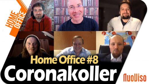 Coronakoller – Home Office #8