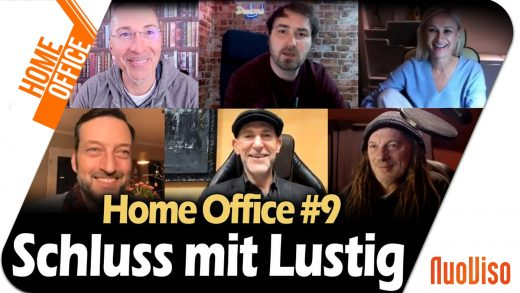 Schluss mit Lustig – Home Office #9