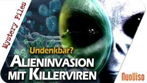 Alienangriff mit Killerviren zu langweilig für Hollywood?