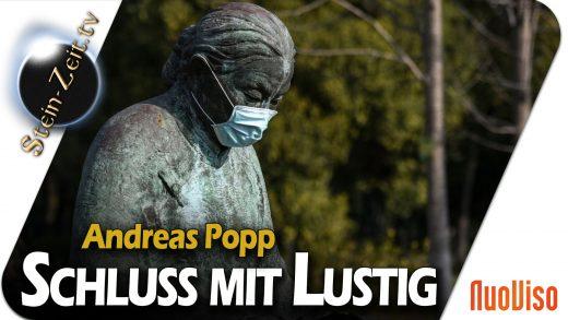 Schluss mit Lustig – Andreas Popp bei SteinZeit