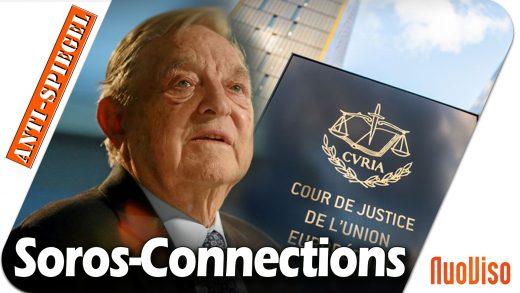 Fast jeder 4. Richter am Europäischen Gerichtshof für Menschenrechte ist eng mit Soros verbunden
