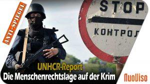 Kein Wort in den Medien über UNHCR-Bericht zur Menschenrechtslage in der Ukraine und auf der Krim