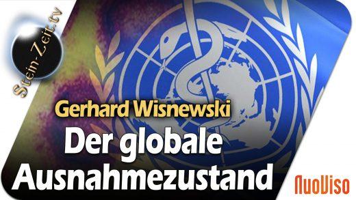 Der globale Ausnahmezustand – Gerhard Wisnewski bei Stein Zeit