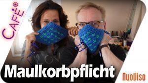 Maulkorbpflicht – Uwe Steimle im Gespräch mit Katrin Huß