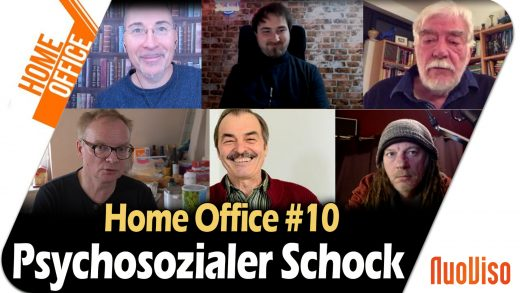 Psychosozialer Schock – Home Office #10