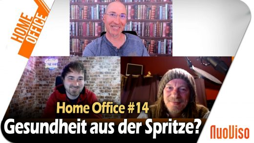 Gesundheit aus der Spritze? – Home Office #14