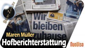 Hofberichterstattung – Maren Müller bei SteinZeit