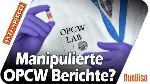 OPCW macht Syrien für Giftgasvorfälle verantwortlich – Was die deutschen Medien verschweigen