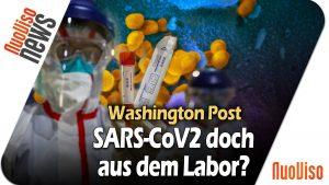 Stammt der Coronavirus aus einem Labor aus Wuhan?