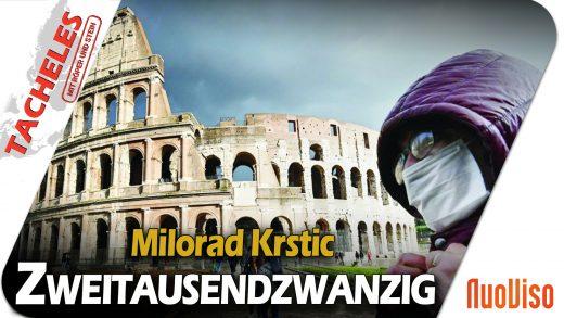 Zweitausendundzwanzig – Milorad Krstic im Gespräch mit Robert Stein