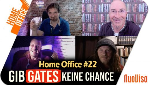Gib GATES keine Chance – Home Office #22