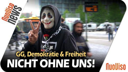 GG – Demokratie – Freiheit – NICHT OHNE UNS!