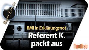 Referent K. packt aus – Andreas Beutel im Gespräch mit Robert Stein