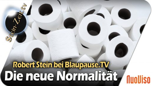 Die neue Normalität – Robert Stein bei Blaupause TV