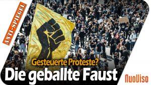 Aus Anlass der Rassenunruhen: Wie leicht Proteste gesteuert werden können