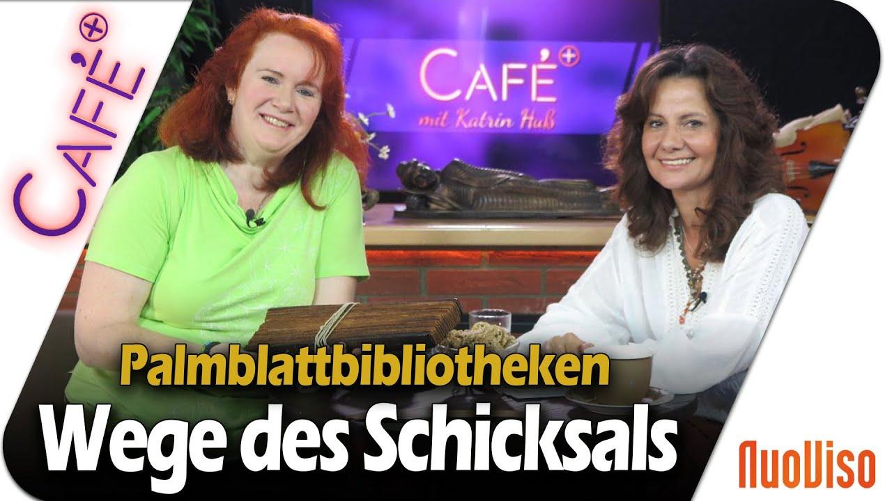 Wege des Schicksals – Phänomen Palmblattbibliotheken – Annett Friedrich im Gespräch mit Katrin Huß