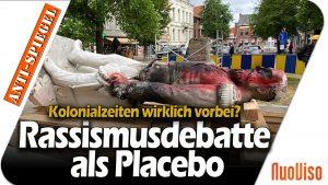 Rassismusdebatte als Plazebo: Warum das Zeitalter der Kolonisierung immer noch andauert