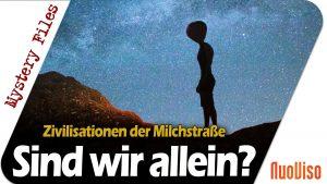 Angeblich 36 außerirdische Zivilisationen in unserer Milchstraße