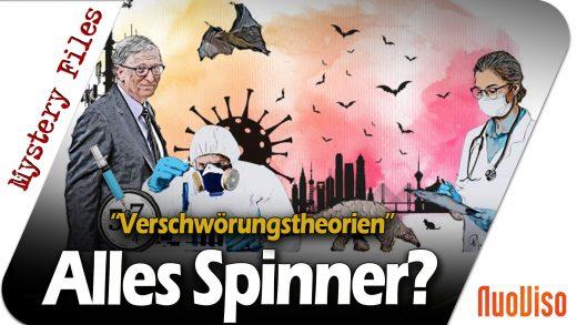 """Umfrage: Die Hälfte der Deutschen hält """"Verschwörungstheoretiker"""" für """"Spinner"""" – tatsächlich?"""