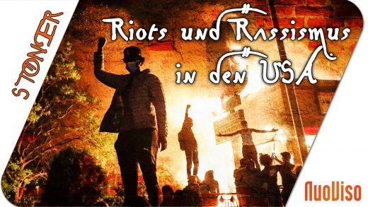Riots und Rassismus in den USA und die darüber stehende soziale Frage