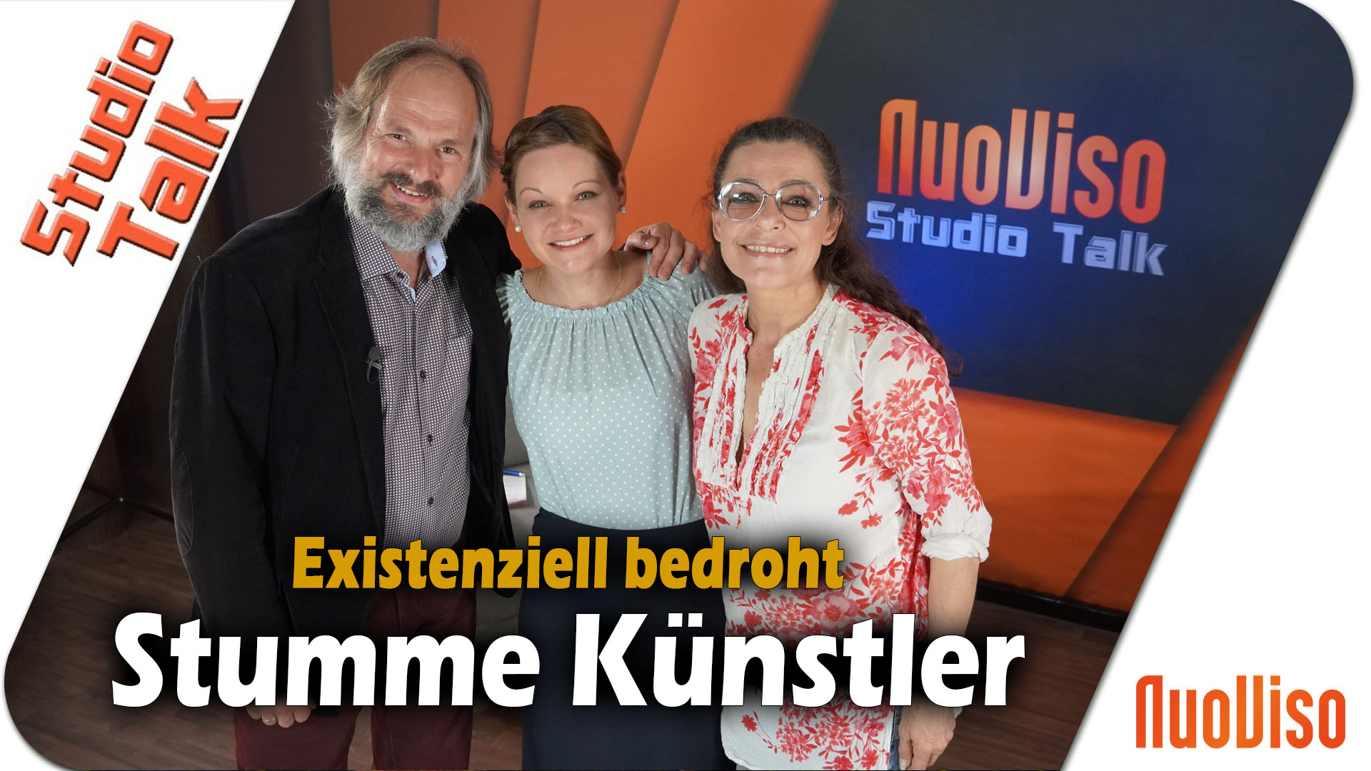 Stumme Künstler – Julia Neigel & Kilian Forster