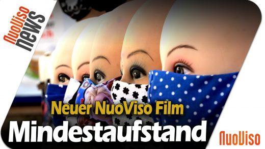 Mindestaufstand: Sachsen demonstriert – Trailer für neuen NuoViso Film