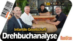 Drehbuchanalyse – BarCode mit Andreas Winter, Frank-R. Halt, Götz Wittneben & Frank Höfer