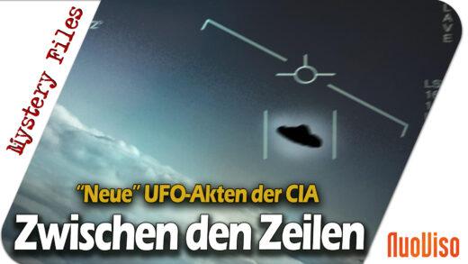 """Ein Blick in die """"geheimen UFO Akten der CIA"""" : Hintergründe und interessante Fälle"""