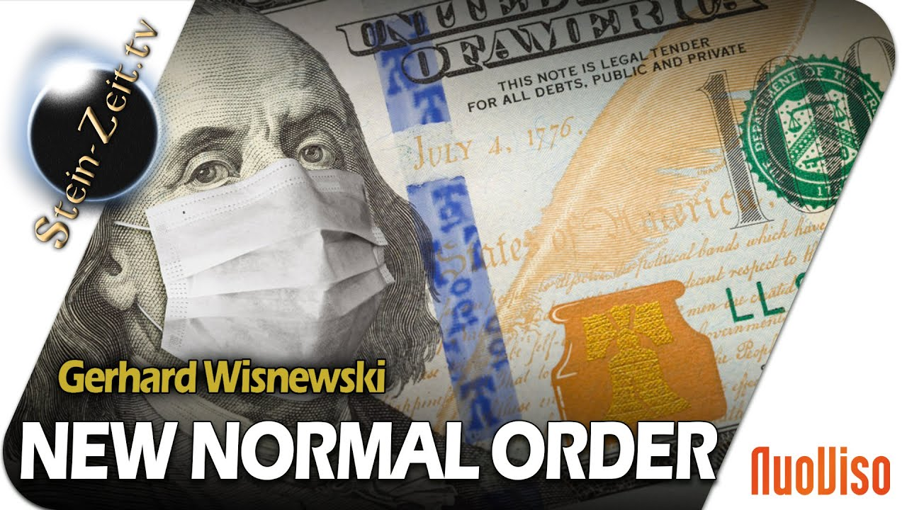 New Normal Order – Gerhard Wisnewski im NuoViso Talk
