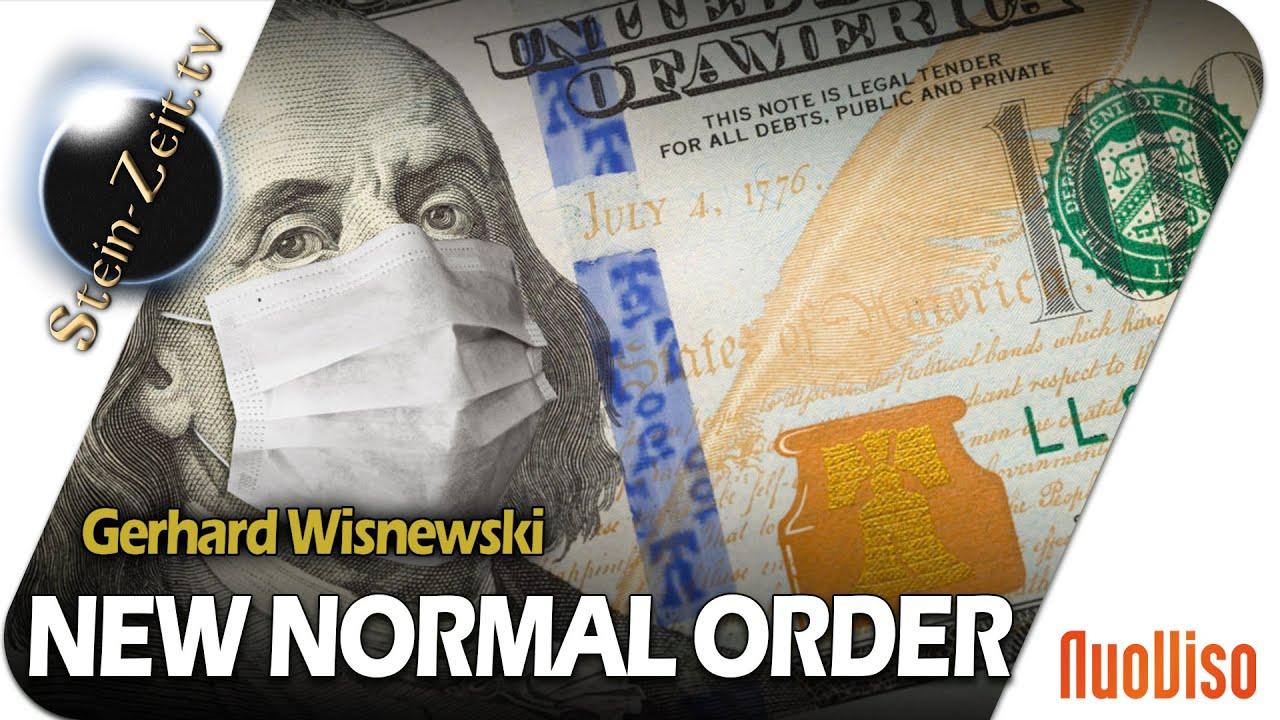New Normal Order – Gerhard Wisnewski im NuoViso Talk
