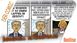 Individuell alternativlos – DER COMIC
