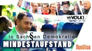 Mindestaufstand in Sachen Demokratie (NuoViso Film)