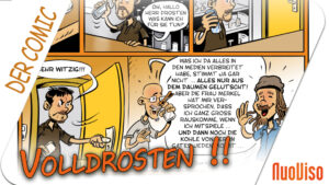 Volldrosten !! – DER COMIC