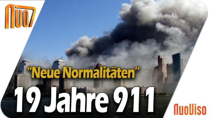 19 Jahre 9/11 – Rückblicke mit NuoViso
