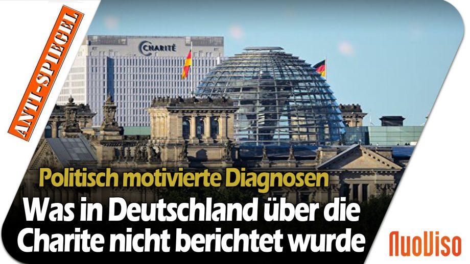 Politisch motivierte Diagnosen: Was in Deutschland über die Charite nicht berichtet wurde