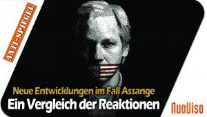 Neue Entwicklungen im Fall Assange – Vergleich der Reaktionen der deutschen und russischen Regierung