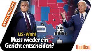 In der Nacht der US-Wahl dürfte es kein Wahlergebnis geben – Und was dann?