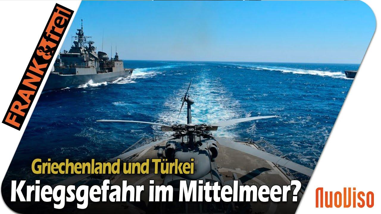 Steigende Kriegsgefahr im Mittelmeer