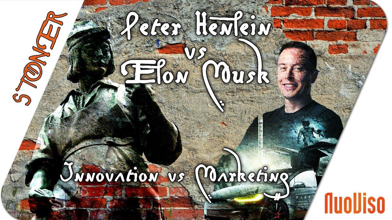 Peter Henlein vs Elon Musk – Innovation vs Marketing