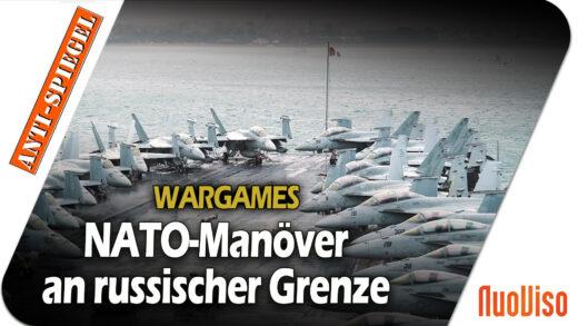 NATO-Manöver an russischer Grenze: Das Spiel mit dem Feuer